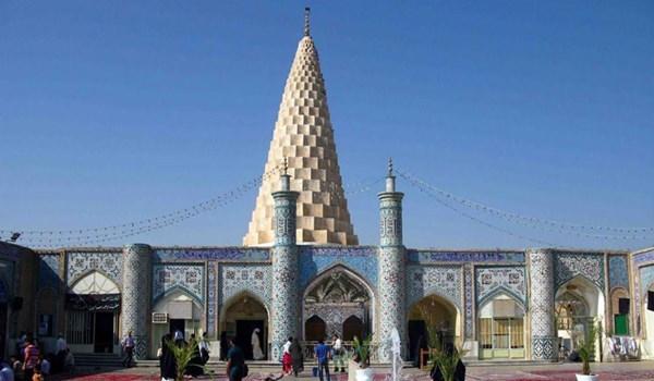 السفير العماني في ايران يتفقد المعالم التاريخية والسياحية في مدينة شوش