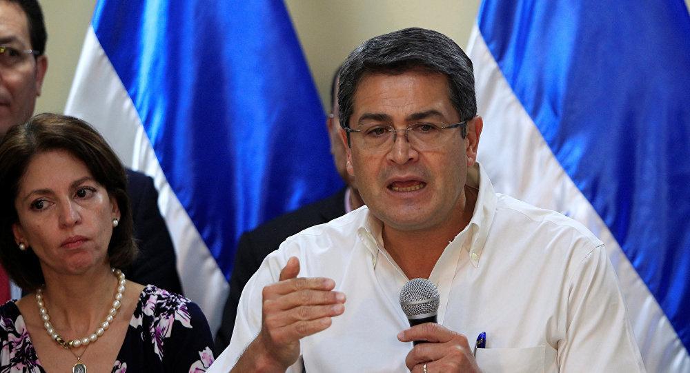 لجنة الانتخابات المركزية في هندوراس تعلن إعادة انتخاب الرئيس هيرنانديز