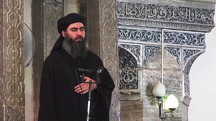 الكرملين يعلق على وجود البغدادي في القاعدة الأمريكية