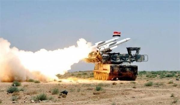 سبوتنيك: الدفاعات الجوية السورية تتصدى لعدوان إسرائيلي