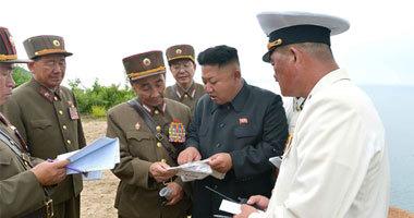 زعيم كوريا الشمالية يعدم مسئولا لتسببه فى تأجيل موعد اختبار صاروخى جديد
