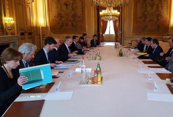 عراقجي يطالب الأروبيين باتخاذ مواقف جادة في مواجهة من يعرقلون تنفيذ الاتفاق النووي