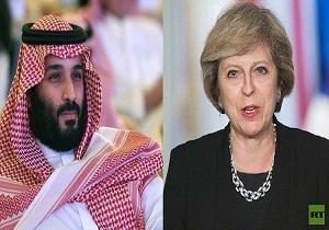 ماي ترحب بقرار التحالف العربي فتح الموانئ اليمنية لدخول المساعدات الإنسانية