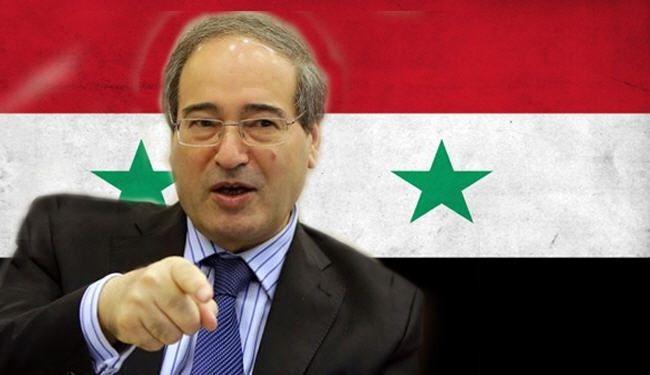 فيصل المقداد: لولا التحالف الصادق بين سوريا وايران وحزب الله لما حققنا هذا الانتصار