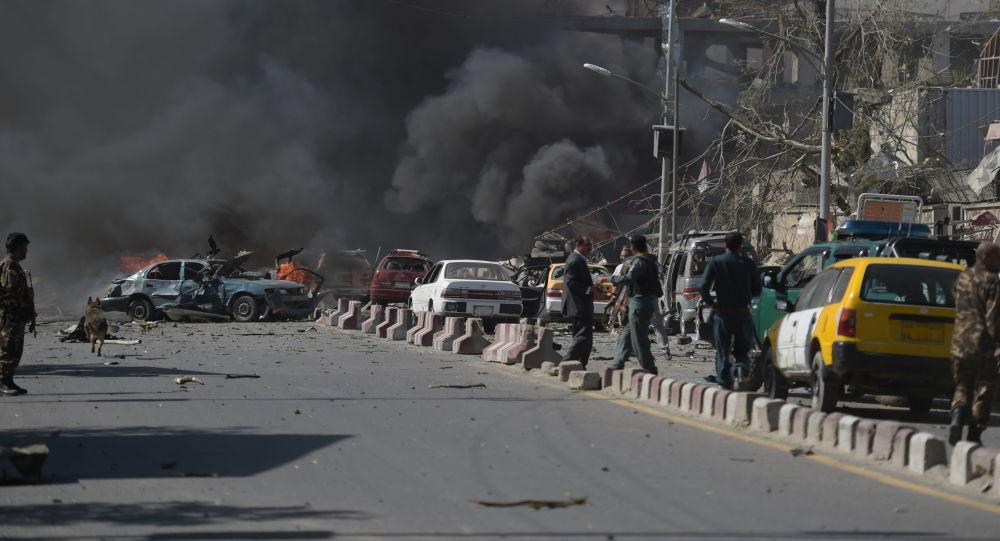 انفجار قرب مكتب جهاز المخابرات الأفغاني في كابول