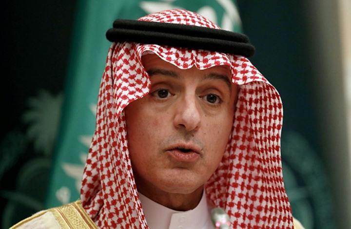 الجبير يلتقي في الرياض رئيس المعارضة السورية