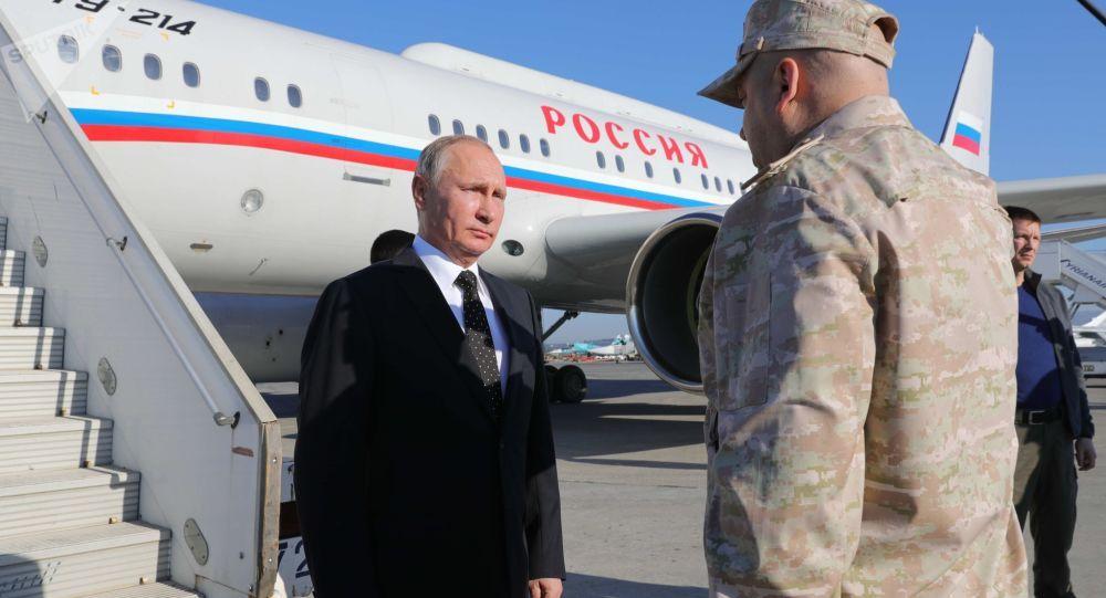 شويغو: روسيا بدأت بتشكيل مجموعة قوات دائمة في طرطوس وحميميم بسوريا