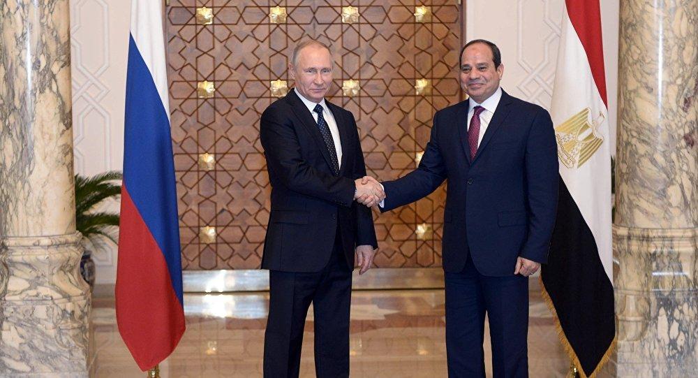 كيف تطورت العلاقات المصرية الروسية في 2017