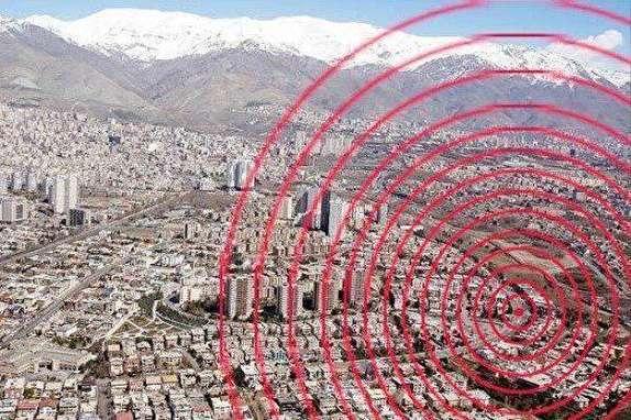 هزة ارضية تضرب طهران والبرز بقوة 4.2 ريختر