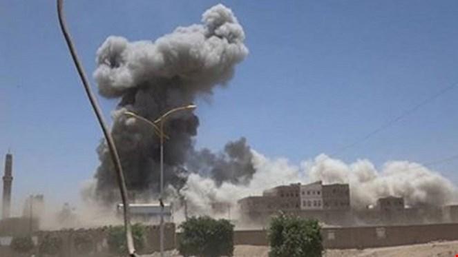 130 شهيداً وجريحاً في 4 مجازر ارتكبها طيران التحالف السعودي في صنعاء وتعز والحديدة