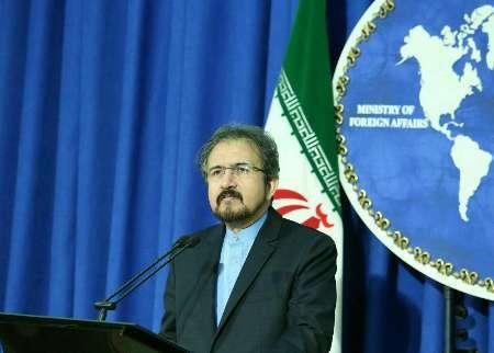 الخارجية الإيرانية تدين الغارات السعودية على تعز