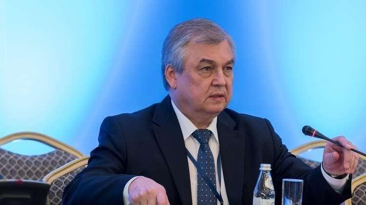 موسكو تدعو لعدم المماطلة في عقد مؤتمر السوريين في سوتشي