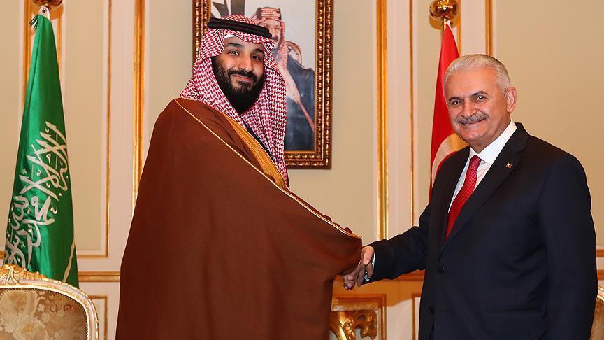 يلدريم: تركيا والسعودية دولتان محوريتان لإحلال السلام والاستقرار بالمنطقة