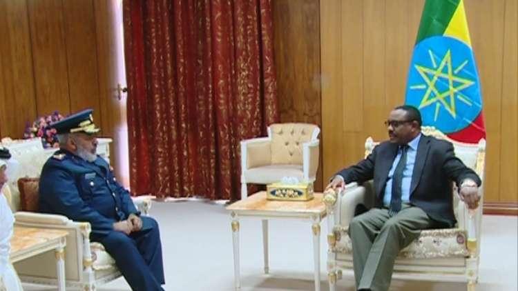 قطر وإثيوبيا تتفقان على تعزيز التعاون العسكري والأمني