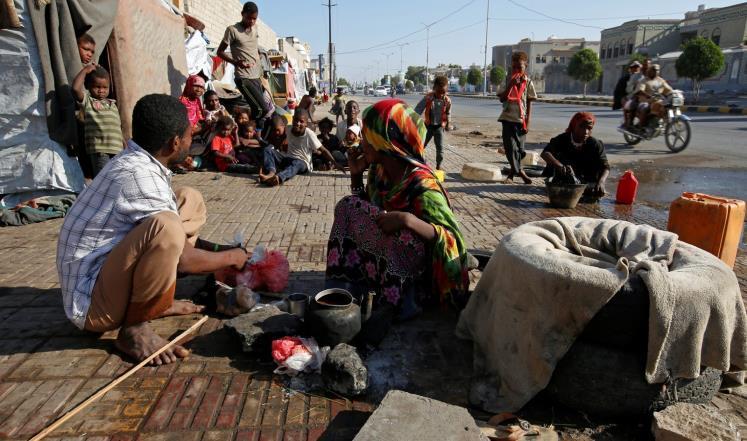 منظمات أممية تدعو للوقف الفوري للقتال باليمن