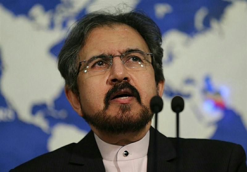 قاسمي: الشعب الايراني لايعير اهتماماً لمزاعم ترامب الانتهازية