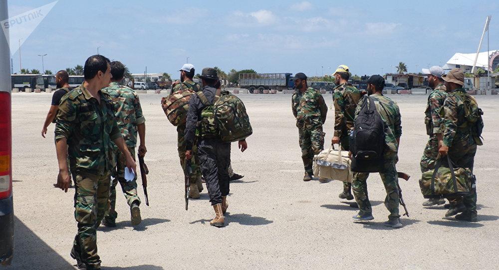 الجيش السوري يسيطر على بلدة عطشان بريف حماة الشمالي الشرقي