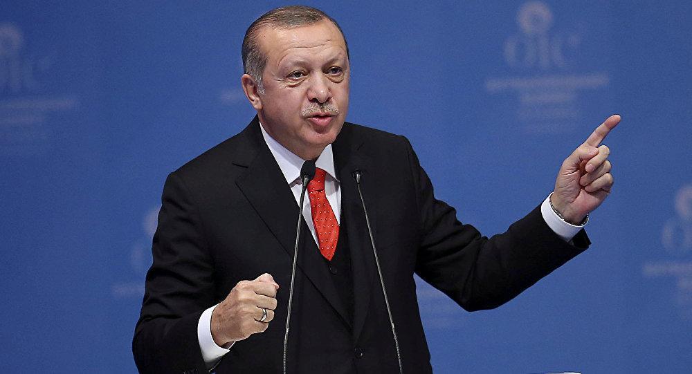 أردوغان يحذر أمريكا وإسرائيل من تصعيد التوتر بشأن القدس
