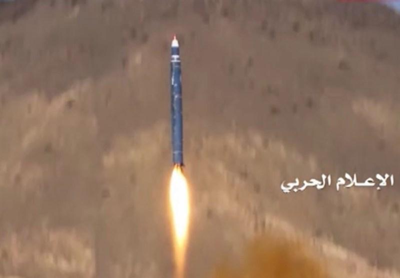 صاروخ باليستي يمني يستهدف وزارة الدفاع السعودية في الرياض