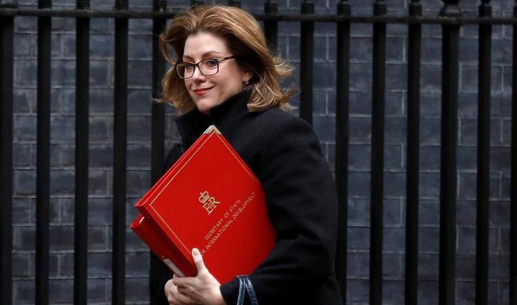 وزيرة بريطانية: 2018 سيشهد أسوأ مأساة إنسانية