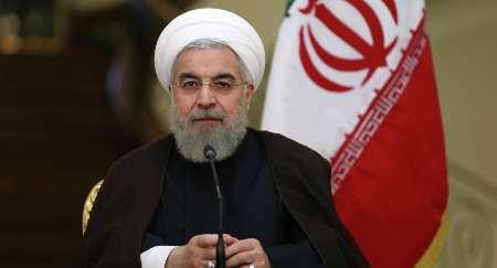 روحاني: بعض الدول الإسلامية اعلنت صراحة صداقتها مع