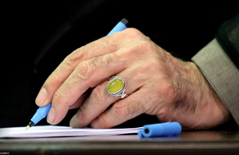 قائد الثورة يوجه رسالة شكر وتقدير لمنتخب رفع الاثقال والمصارع البطل كريمي