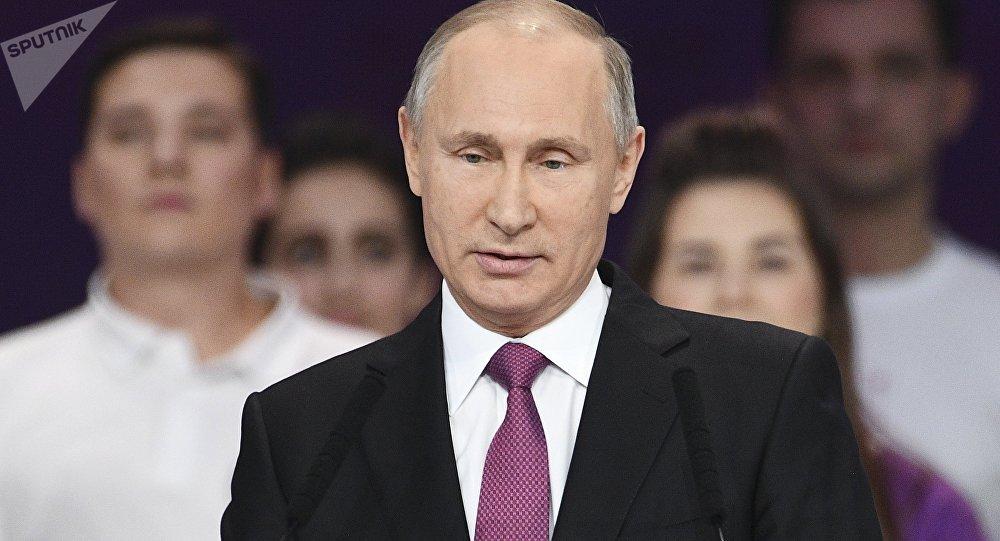 بوتين يعلن عن ترشحه للانتخابات الرئاسية عام 2018