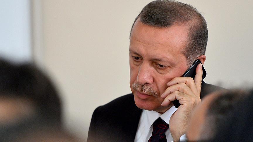 أردوغان يبحث مع قادة تونس وإيران وماليزيا تطورات