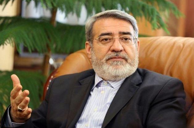 وزير الداخلية الايراني: ترامب ارتكب خطا استراتيجيا فادحا