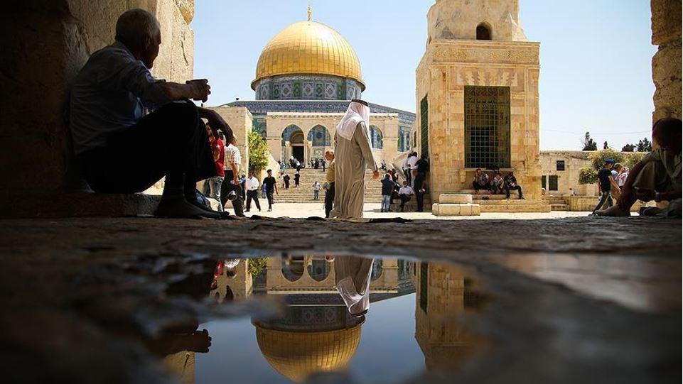 نواب من العالم الإسلامي يدعون إلى النفير العام دفاعا عن القدس