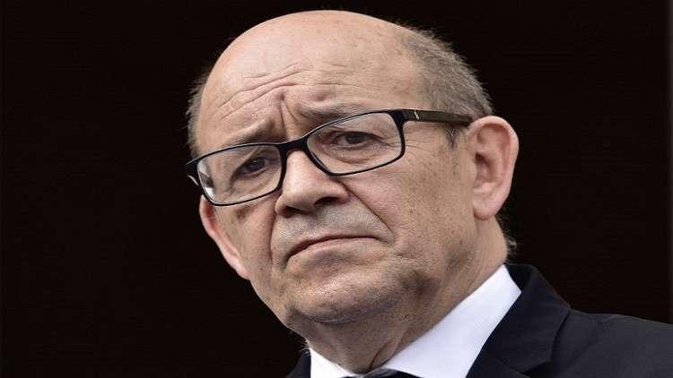 لودريان: حوالى 500 متطرف فرنسي ما زالوا في سوريا والعراق