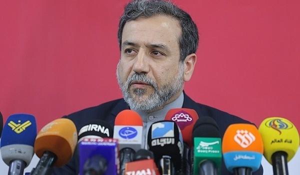 عراقجي: لسنا قلقين من نقض العهود