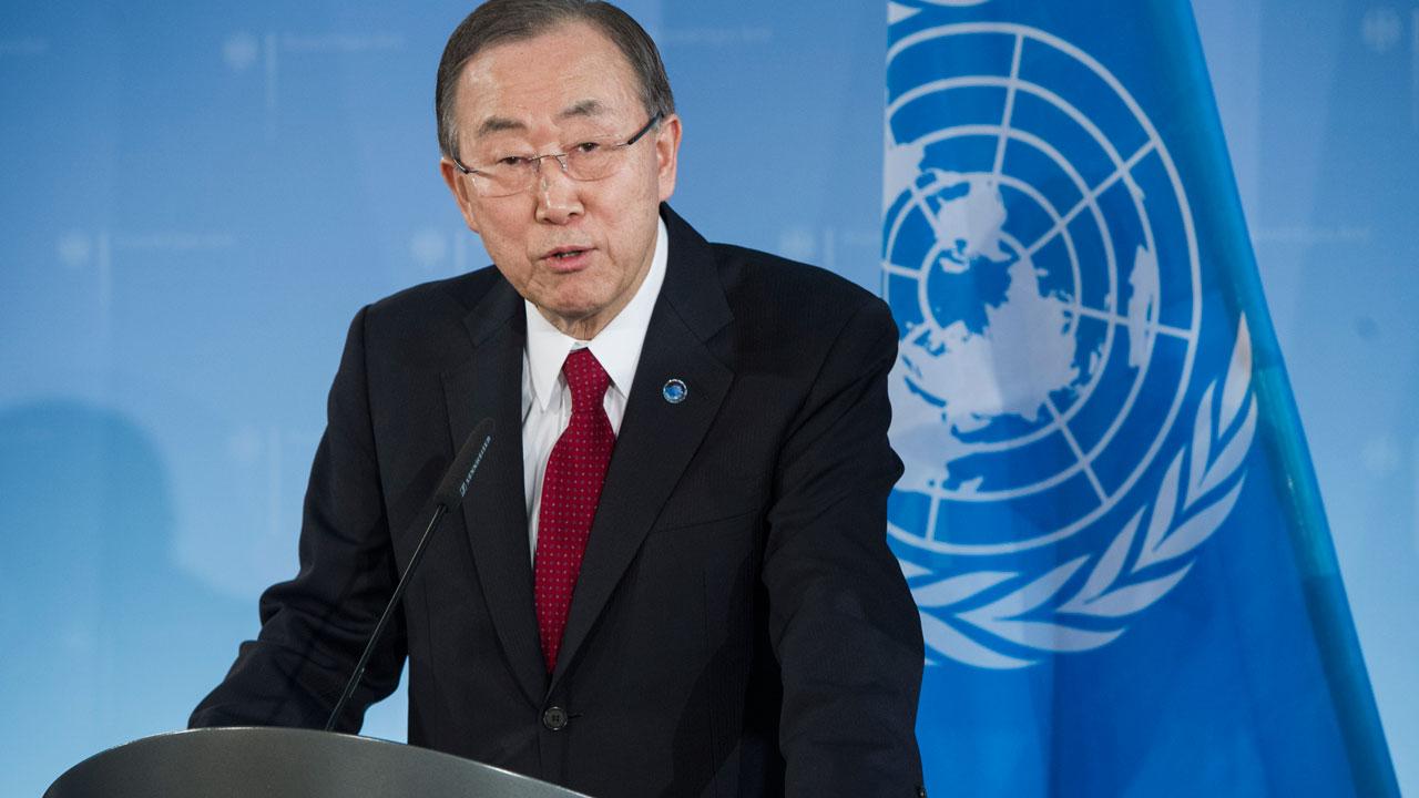 بان كي مون :لن اترشح لرئاسة كوريا الجنوبية