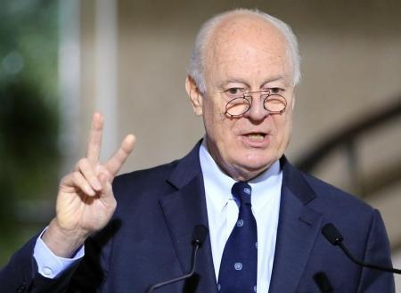 المعارضة السورية: تشكيل وفد المعارضة لمحادثات جنيف ليس من اختصاص الأمم المتحدة