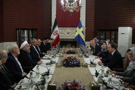 روحانی: اجراءات الكیان الصهیونی استفزازیة