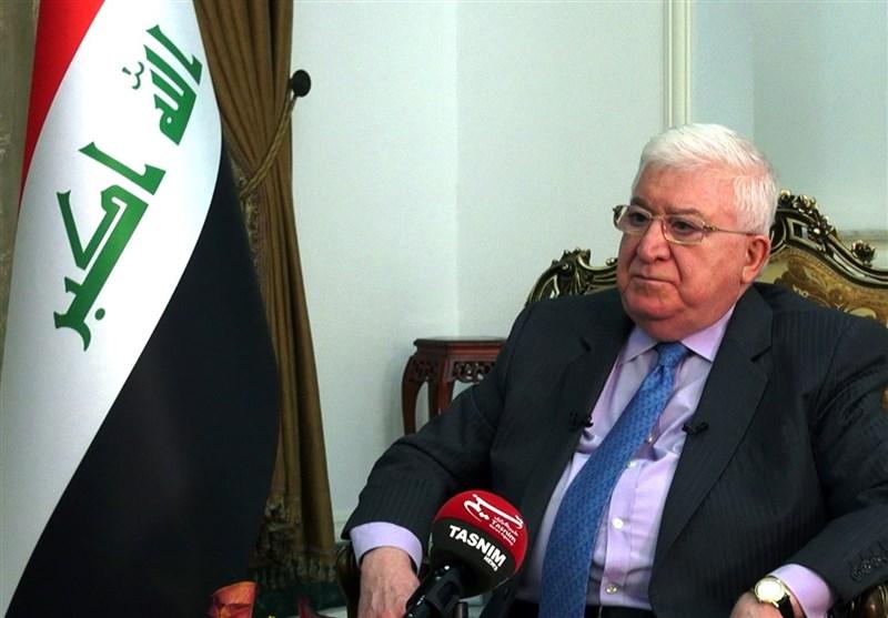 الرئيس فؤاد معصوم: لا بد من اعادة النظر في ميثاق الجامعة العربية