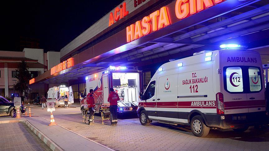 استشهاد جندي تركي متأثرا بجروح أصيب بها في