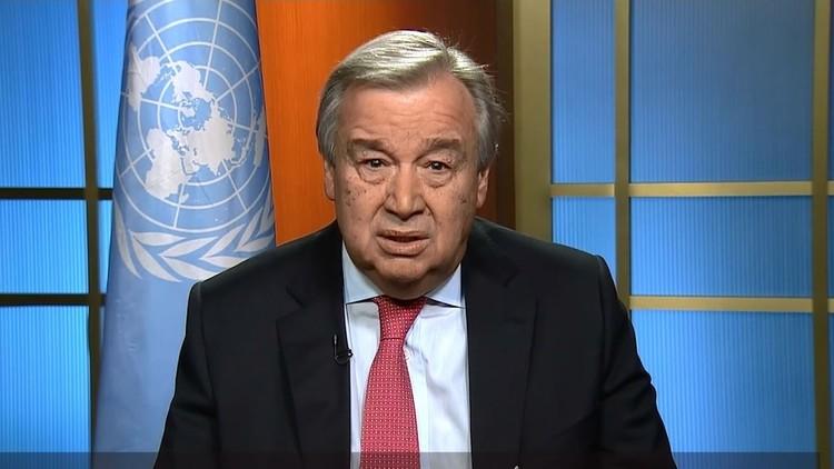 الأمين العام للأمم المتحدة: محاربة الإرهاب في سوريا تكون عبر التوصل إلى حل سياسي شامل