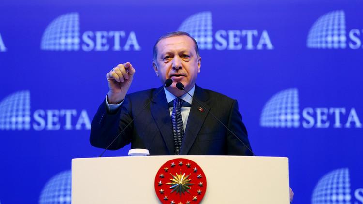 أردوغان: حظر الطيران عنصر ضروري للمناطق الآمنة بسوريا