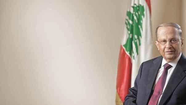الرئيس عون من مصر: للتضامن الكامل لمواجهة الإرهاب
