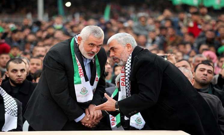 القيادي العسكري يحيى السنوار رئيساً لمكتب حركة حماس في غزة خلفاً لاسماعيل هنية