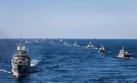 سلاح البحر الايراني يصد هجوم للقراصنة عند مدخل باب المندب