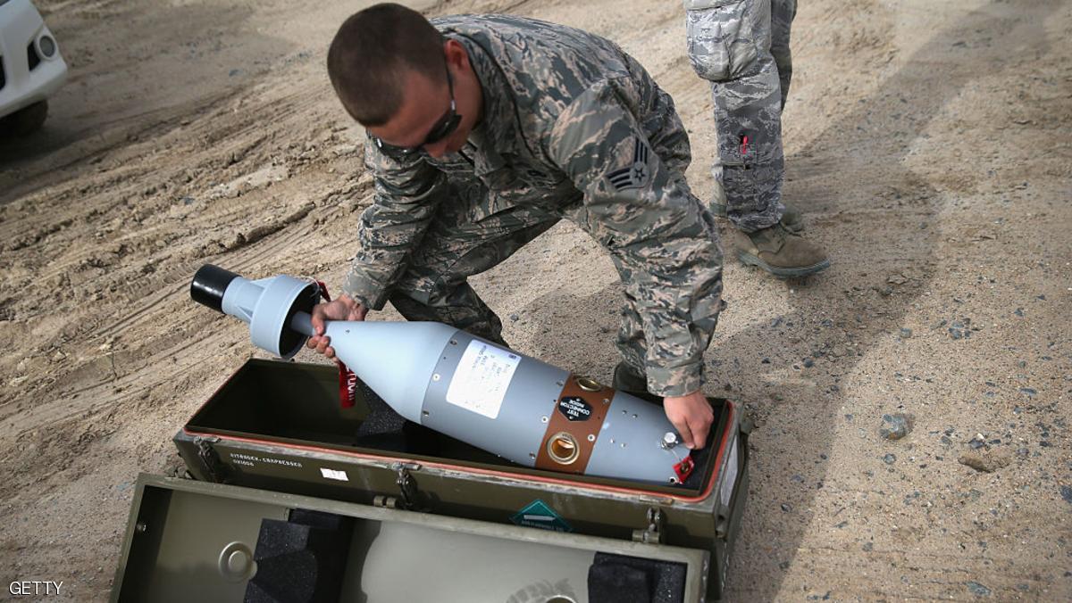 أميركا تعترف باستخدام اليورانيوم المنضب في سوريا