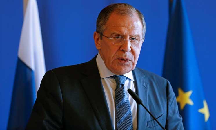 الخارجية الروسية: اجتماع مقرر بين لافروف وتيلرسون