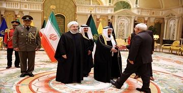 روحاني : الحوار هو السبيل الوحيد لحل المشاكل بين دول المنطقة