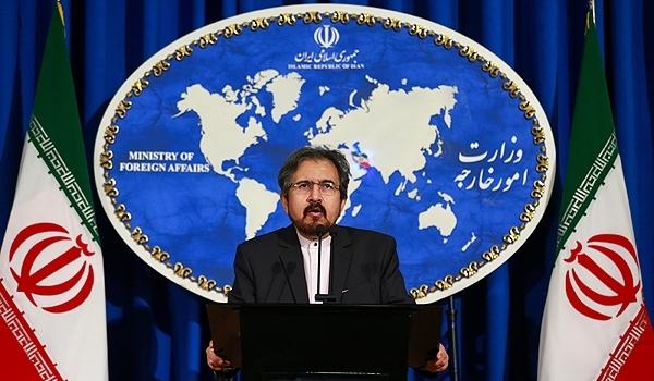 طهران: الدعم الخفي والمعلن للتنظيمات الارهابية يُعقد الاوضاع في المنطقة