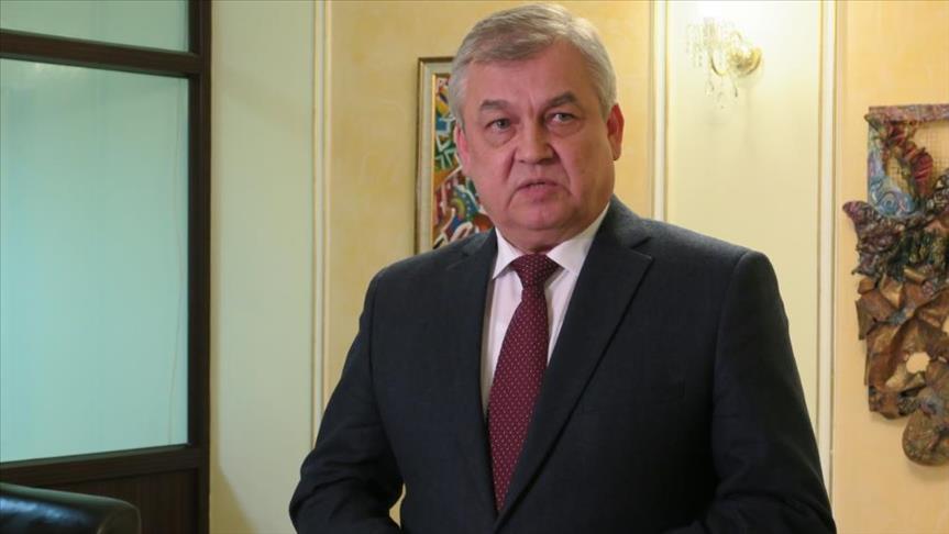 روسيا متفائلة بمباحثات أستانة لترسيخ الهدنة بسوريا