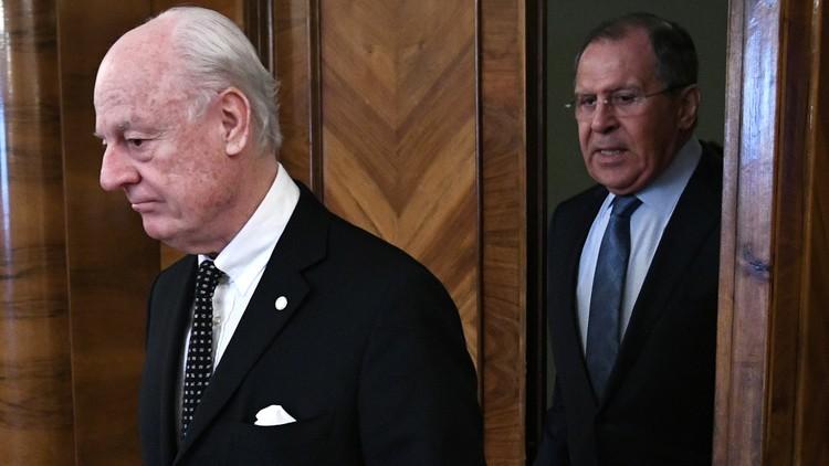 مفاوضات جنيف ستركز على دستور سوريا الجديد والانتخابات