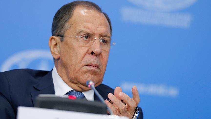 لافروف يؤكد إجراء محادثات جنيف بشأن سوريا في الـ23 من الشهر الجاري