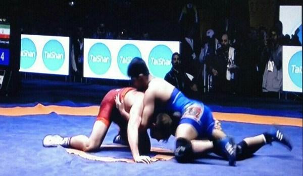 ايران تحرز بطولة العالم للمصارعة الحرة لعام 2017
